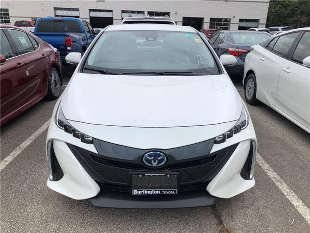 2018 Toyota Prius Prime Upgrade (Stk: 187046) in Burlington - Image 2 of 5