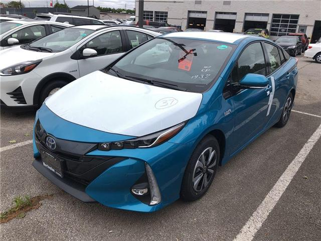 2018 Toyota Prius Prime Upgrade (Stk: 187045) in Burlington - Image 1 of 5