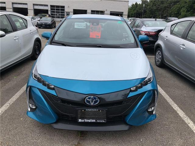 2018 Toyota Prius Prime Upgrade (Stk: 187045) in Burlington - Image 2 of 5