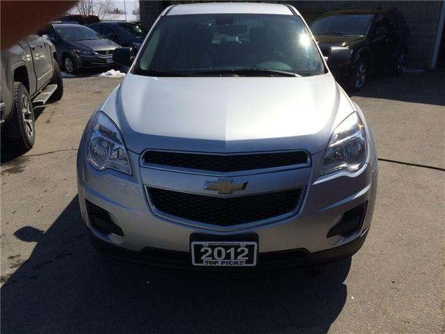 2011 Chevrolet Equinox LS (Stk: 219278) in NORTH BAY - Image 2 of 11