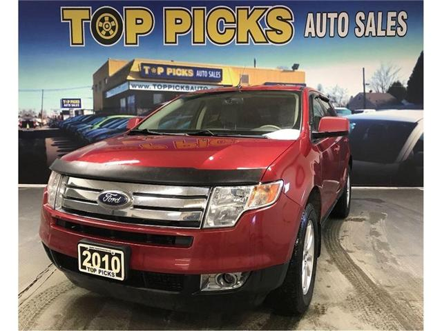 2010 Ford Edge SEL (Stk: 18481) in NORTH BAY - Image 1 of 16