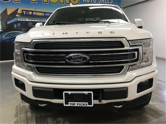 2018 Ford F-150 Platinum (Stk: 58190) in NORTH BAY - Image 2 of 21