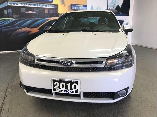 2010 Ford Focus SEL (Stk: 297744) in NORTH BAY - Image 2 of 16