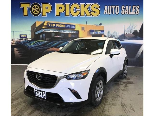 2016 Mazda CX-3 GX (Stk: 116283) in NORTH BAY - Image 1 of 18