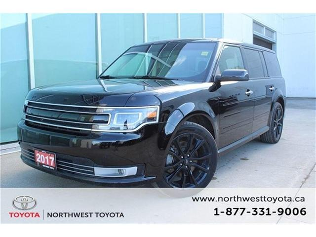 2017 Ford Flex Limited (Stk: A02234P) in Brampton - Image 1 of 13