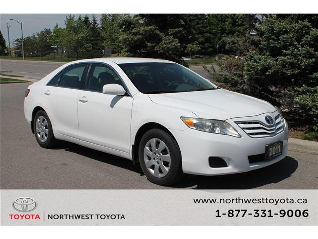2011 Toyota Camry LE (Stk: 737023T) in Brampton - Image 1 of 9