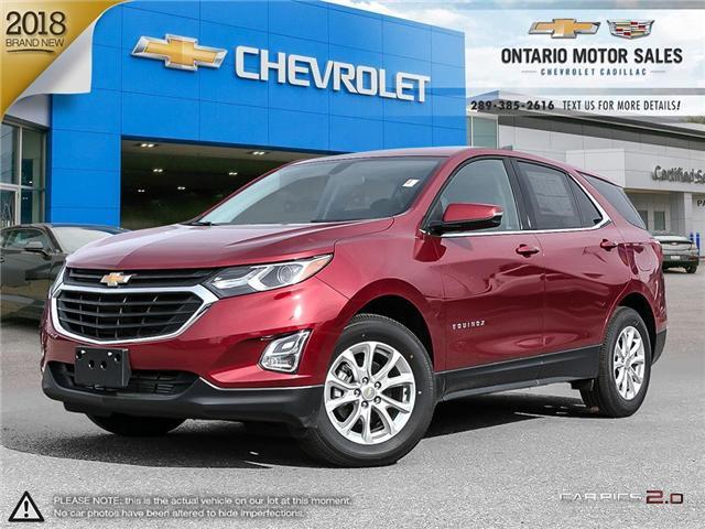 2018 Chevrolet Equinox 1LT (Stk: 8185740) in Oshawa - Image 1 of 18