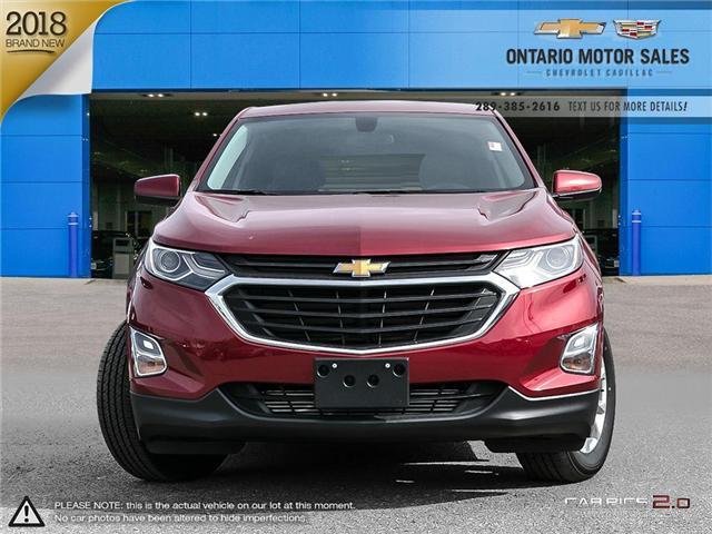 2018 Chevrolet Equinox 1LT (Stk: 8185740) in Oshawa - Image 2 of 18