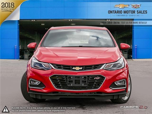 2018 Chevrolet Cruze Premier Auto (Stk: 8622030) in Oshawa - Image 2 of 18