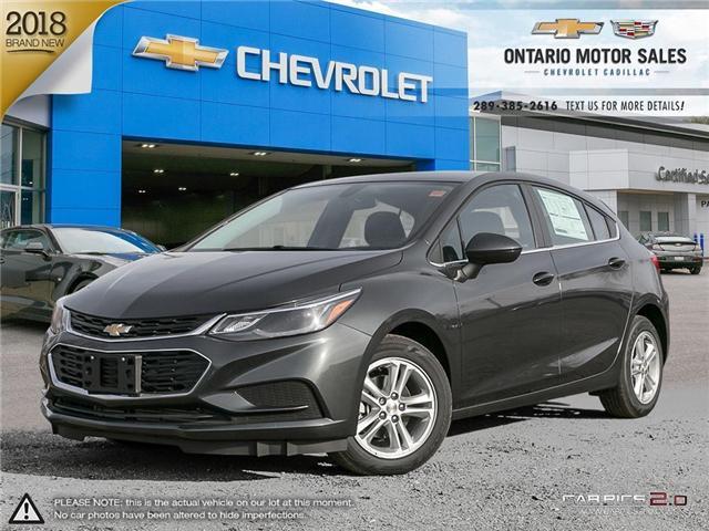 2018 Chevrolet Cruze LT Auto (Stk: 8539905) in Oshawa - Image 1 of 20