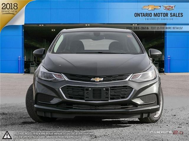 2018 Chevrolet Cruze LT Auto (Stk: 8539905) in Oshawa - Image 2 of 20