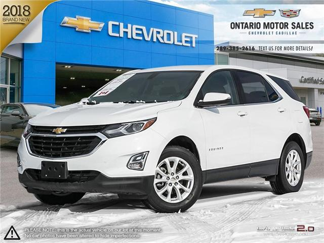 2018 Chevrolet Equinox 1LT (Stk: 8183309) in Oshawa - Image 1 of 18