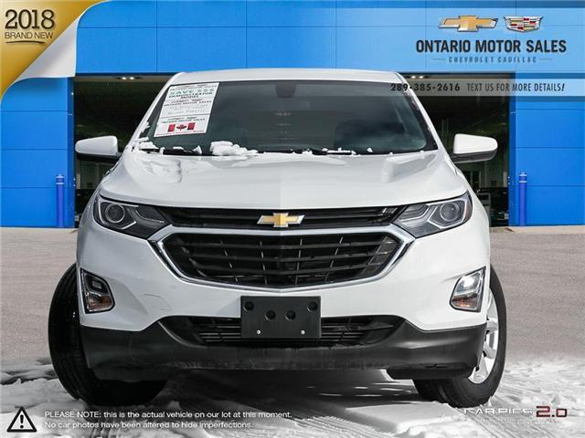 2018 Chevrolet Equinox 1LT (Stk: 8183309) in Oshawa - Image 2 of 18