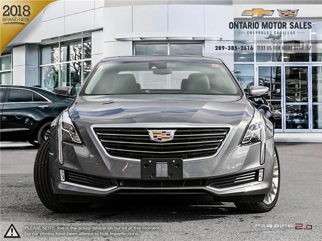2018 Cadillac CT6 3.0L Twin Turbo Luxury (Stk: 8115362) in Oshawa - Image 2 of 18