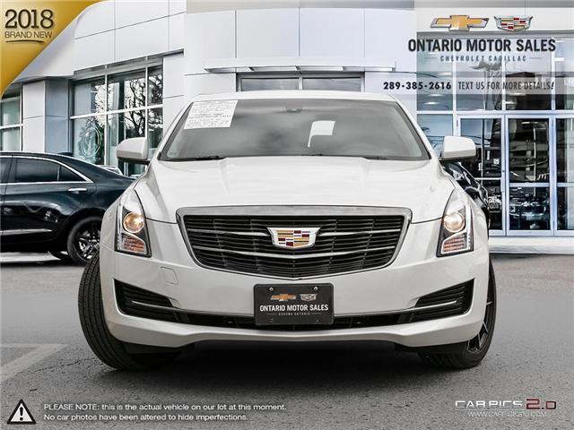 2018 Cadillac ATS 2.0L Turbo Base (Stk: 8108343) in Oshawa - Image 2 of 18