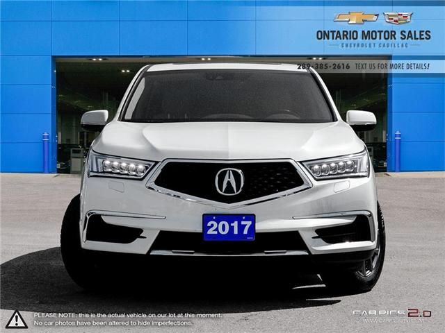 2017 Acura MDX Navigation Package (Stk: 106560B) in Oshawa - Image 2 of 33