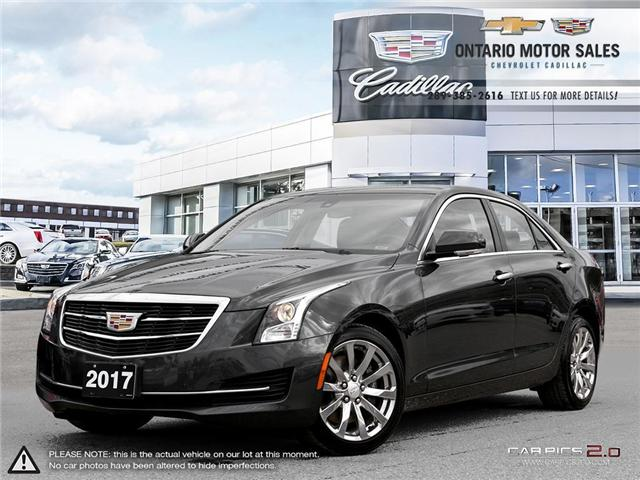 2017 Cadillac ATS 2.0L Turbo Luxury (Stk: 11771A) in Oshawa - Image 1 of 33