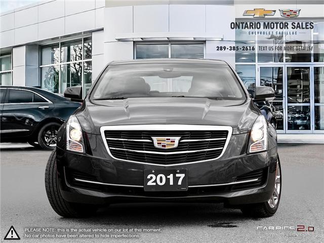 2017 Cadillac ATS 2.0L Turbo Luxury (Stk: 11771A) in Oshawa - Image 2 of 33
