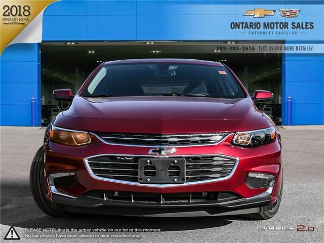 2018 Chevrolet Malibu LT (Stk: 8149570) in Oshawa - Image 2 of 18