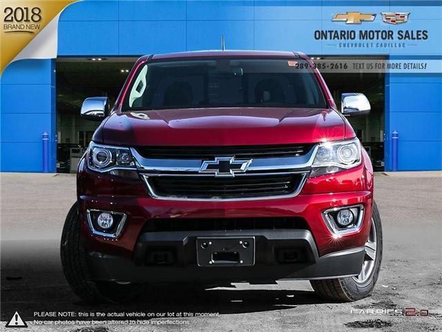 2018 Chevrolet Colorado LT (Stk: T8170351) in Oshawa - Image 2 of 18