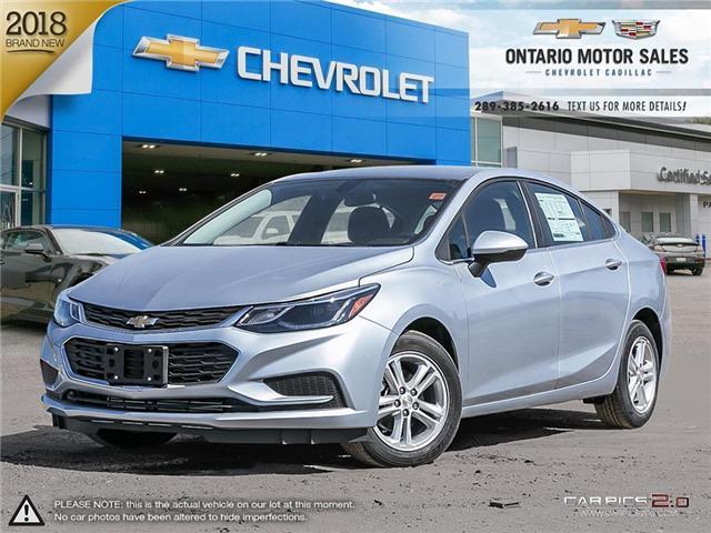 2018 Chevrolet Cruze LT Auto (Stk: 8192262) in Oshawa - Image 1 of 18