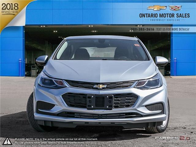 2018 Chevrolet Cruze LT Auto (Stk: 8192262) in Oshawa - Image 2 of 18