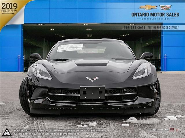 2019 Chevrolet Corvette Stingray (Stk: 9103094) in Oshawa - Image 2 of 18