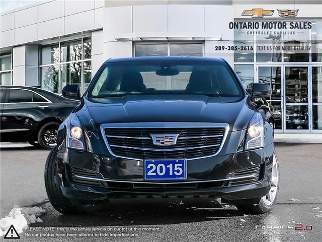 2015 Cadillac ATS 2.0L Turbo (Stk: 160550A) in Oshawa - Image 2 of 33