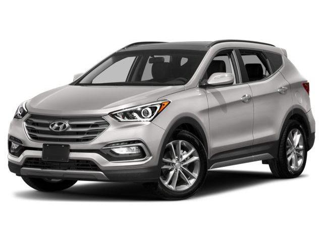 2018 Hyundai Santa Fe Sport 2.0T (Stk: H87-6582) in Chilliwack - Image 1 of 9