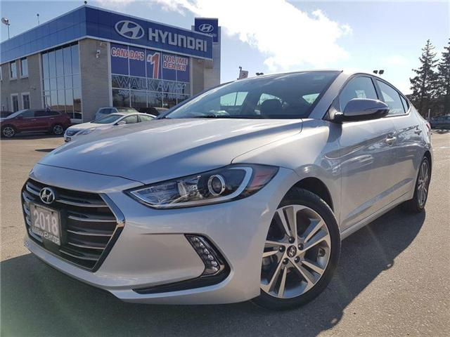 2018 Hyundai Elantra GLS AS NEW..GET A GREAT DEAL..CALL NOW..!! (Stk: OP9780) in Mississauga - Image 1 of 19