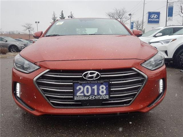 2018 Hyundai Elantra SE-GLS Sunroof-Alloy Rims in great condition..! (Stk: OP9798) in Mississauga - Image 2 of 18