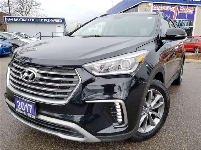2017 Hyundai Santa Fe XL Premium-7 Passenger GREAT DEAL (Stk: op9803) in Mississauga - Image 1 of 24