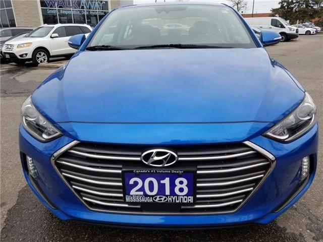 2018 Hyundai Elantra GLS AS NEW GREAT DEAL..!! (Stk: op9614) in Mississauga - Image 2 of 20