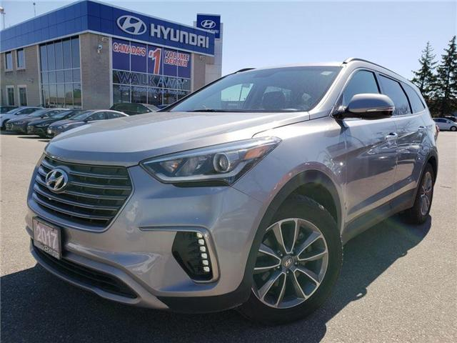 2017 Hyundai Santa Fe XL GREAT DEAL Luxury (Stk: OP9575) in Mississauga - Image 1 of 18