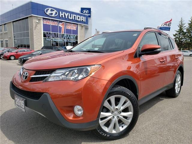 2015 Toyota RAV4 Limited-Navi Roof GREAT DEAL..CALL US.! (Stk: 37876A) in Mississauga - Image 1 of 18