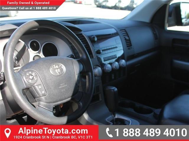 2010 Toyota Tundra SR5 5.7L V8 (Stk: S531588A) in Cranbrook - Image 8 of 18