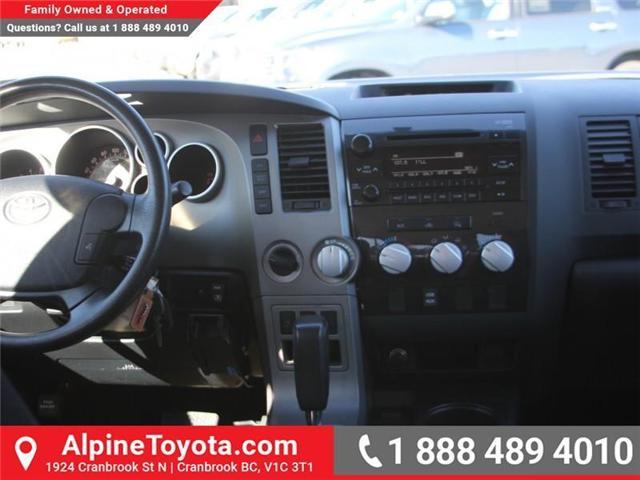 2010 Toyota Tundra SR5 5.7L V8 (Stk: S531588A) in Cranbrook - Image 9 of 18