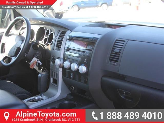 2010 Toyota Tundra SR5 5.7L V8 (Stk: S531588A) in Cranbrook - Image 10 of 18