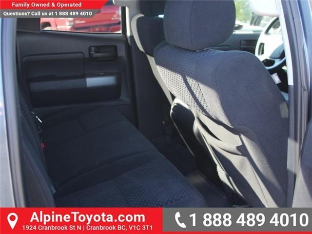 2010 Toyota Tundra SR5 5.7L V8 (Stk: S531588A) in Cranbrook - Image 11 of 18