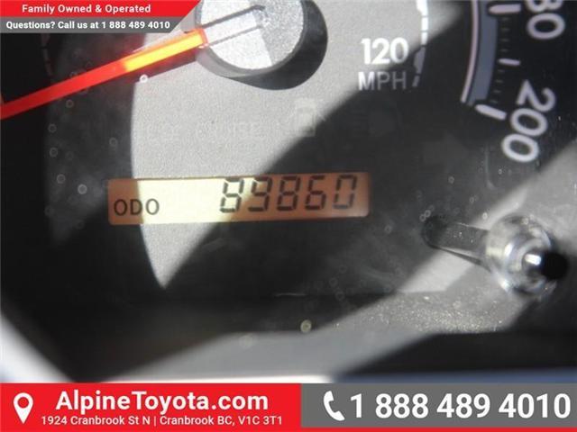 2010 Toyota Tundra SR5 5.7L V8 (Stk: S531588A) in Cranbrook - Image 12 of 18