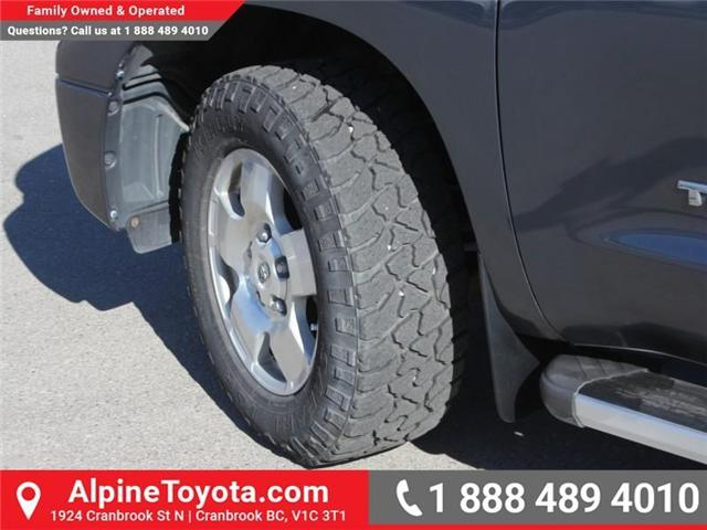 2010 Toyota Tundra SR5 5.7L V8 (Stk: S531588A) in Cranbrook - Image 17 of 18