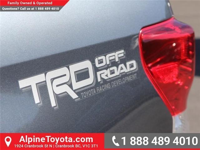 2010 Toyota Tundra SR5 5.7L V8 (Stk: S531588A) in Cranbrook - Image 18 of 18