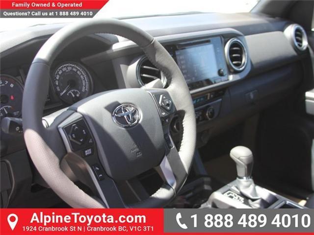 2018 Toyota Tacoma SR5 (Stk: X035604) in Cranbrook - Image 8 of 18