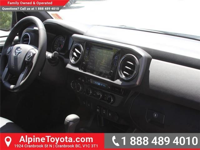 2018 Toyota Tacoma SR5 (Stk: X035604) in Cranbrook - Image 10 of 18