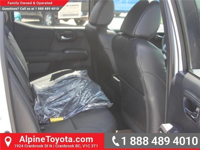 2018 Toyota Tacoma SR5 (Stk: X035604) in Cranbrook - Image 11 of 18