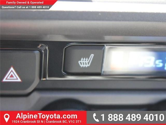 2018 Toyota Tacoma SR5 (Stk: X035604) in Cranbrook - Image 13 of 18