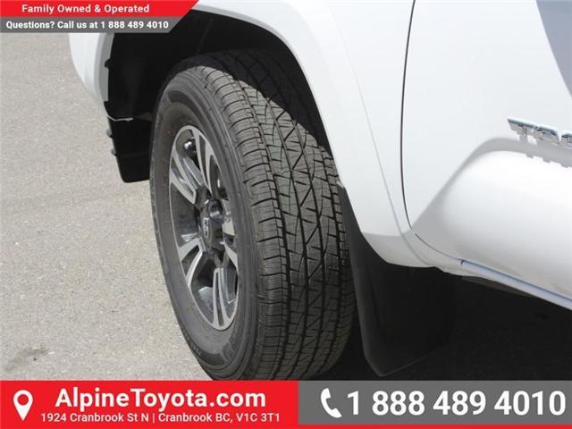 2018 Toyota Tacoma SR5 (Stk: X035604) in Cranbrook - Image 18 of 18