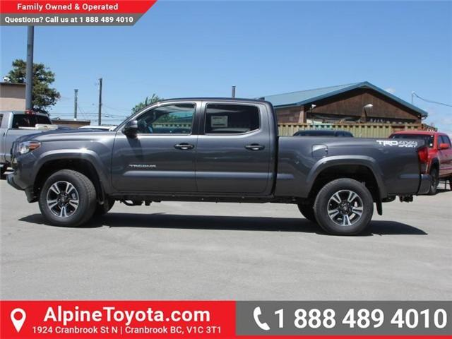 2018 Toyota Tacoma SR5 (Stk: X035839) in Cranbrook - Image 2 of 17