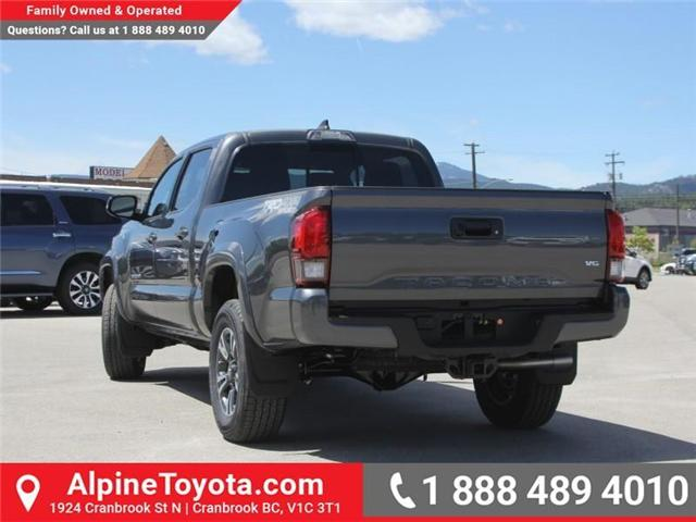 2018 Toyota Tacoma SR5 (Stk: X035839) in Cranbrook - Image 3 of 17