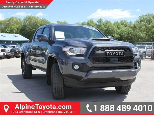 2018 Toyota Tacoma SR5 (Stk: X035839) in Cranbrook - Image 6 of 17
